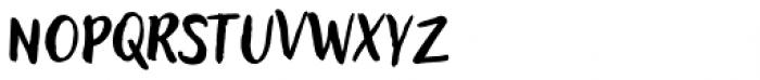 Adlery Pro Blockletter Font LOWERCASE