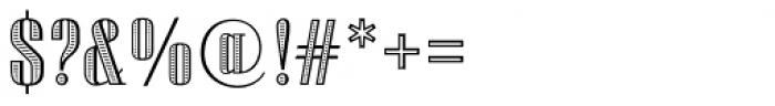 Admira Font OTHER CHARS