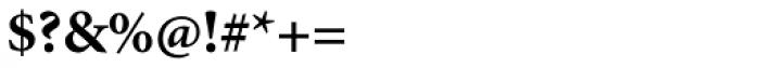 Adobe Arabic Bold Font OTHER CHARS