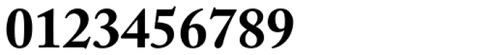 Adobe Caslon Bold Font OTHER CHARS