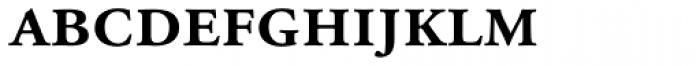 Adobe Garamond SemiBold Expert Font LOWERCASE
