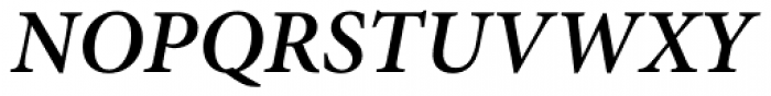 Adobe Hebrew Bold Italic Font UPPERCASE
