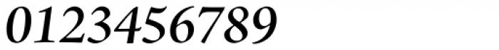 Adobe Jenson Pro SubHead SemiBold Italic Font OTHER CHARS