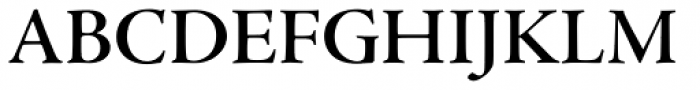 Adobe Jenson Pro SubHead SemiBold Font UPPERCASE