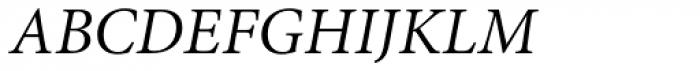 Adobe Thai Italic Font UPPERCASE