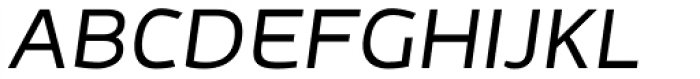 Adonide Italic Font UPPERCASE
