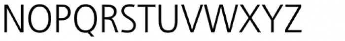 Adora Compact PRO Light Font UPPERCASE