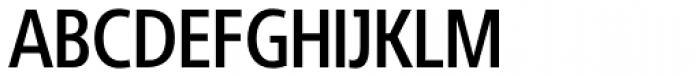 Adora Compressed PRO Medium Font UPPERCASE