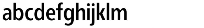 Adora Compressed PRO Medium Font LOWERCASE