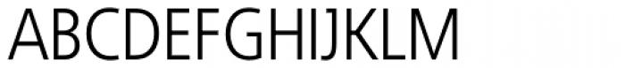 Adora Condensed PRO Light Font UPPERCASE