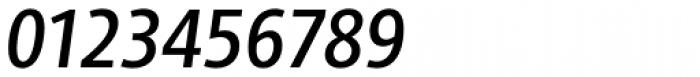 Adora Condensed PRO Medium Italic Font OTHER CHARS