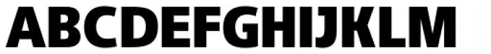Adora Condensed PRO Ultra Font UPPERCASE