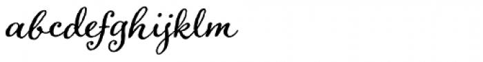 Adorn Bouquet Basic Font LOWERCASE