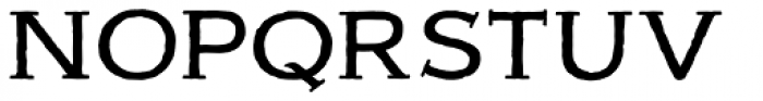 Adorn Copperplate Font UPPERCASE