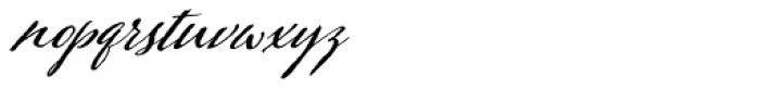 Adorn Coronet Font LOWERCASE