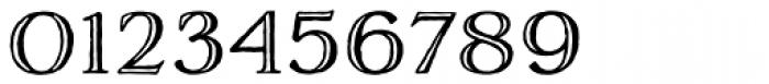Adorn Engraved Font OTHER CHARS