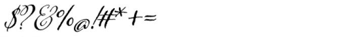 Adorn Pomander Basic Font OTHER CHARS