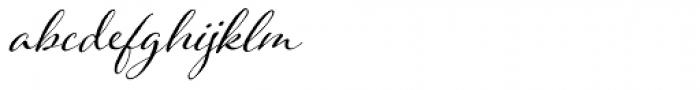 Adorn Pomander Basic Font LOWERCASE