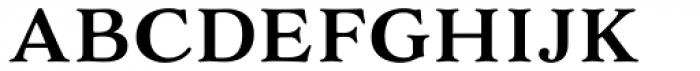 Adorn Smooth Serif Font LOWERCASE