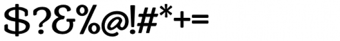 Adorn Smooth Slab Serif Font OTHER CHARS
