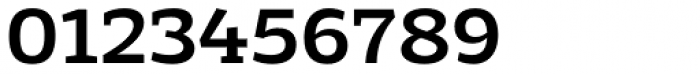 Adria Slab Medium Font OTHER CHARS