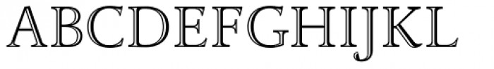 Adriane Lux Font UPPERCASE