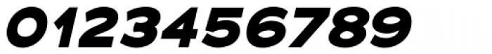 Adrianna ExtraBold Italic Font OTHER CHARS