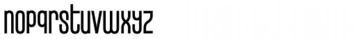 Adultometric Pro Bold Font LOWERCASE