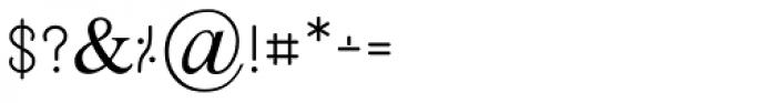 Adva Patuah MF Medium Font OTHER CHARS