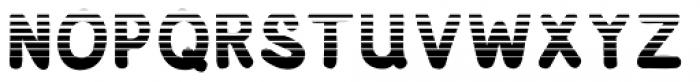 Adventura Stripes Font UPPERCASE
