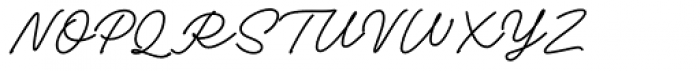 Adventures Unlimited Script Bold Font UPPERCASE