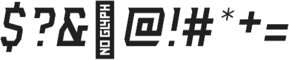 AE Armada Light Italic otf (300) Font OTHER CHARS