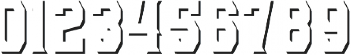 AE Armada Shadow otf (400) Font OTHER CHARS