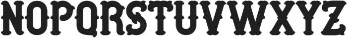 AE Curveball Bold ttf (700) Font LOWERCASE