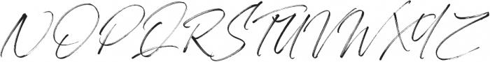 Aerobrush otf (400) Font UPPERCASE