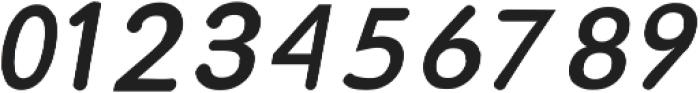 aerodi italic ttf (400) Font OTHER CHARS