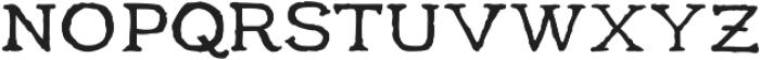 aeterna SmallCapsOsf ttf (400) Font LOWERCASE