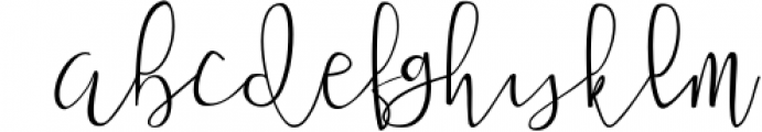 Aeipathy Font LOWERCASE
