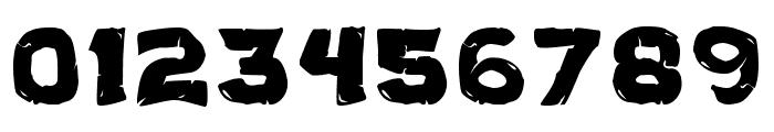 AEZ monster Font OTHER CHARS