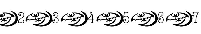 AEZ spooky Font OTHER CHARS