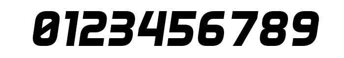 Aero Matics Display Bold Italic Font OTHER CHARS