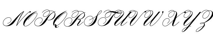 AeroliteCPone Font UPPERCASE
