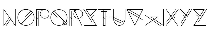 Aesthetika Font LOWERCASE
