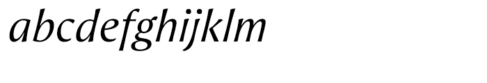 Aeris Title A Italic Font LOWERCASE