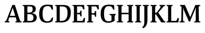 Aelita Medium Font UPPERCASE