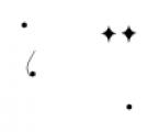 Aeronaut Parachute Font LOWERCASE