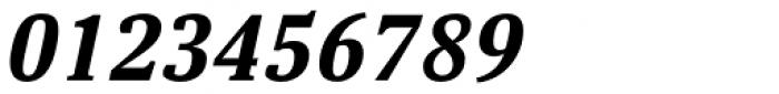 Aelita Bold Italic Font OTHER CHARS