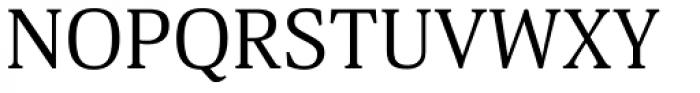 Aelita Book Font UPPERCASE
