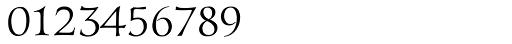 Aeneas Light Alternate Font OTHER CHARS