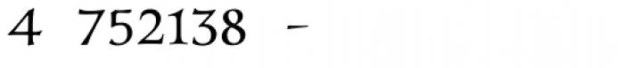 Aeneas Regular Alternate Font OTHER CHARS